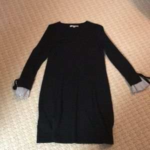 Maternity long sleeve dress